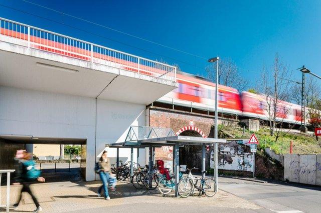 Mobilstationen im NVR 2021 ©Smilla Dankert