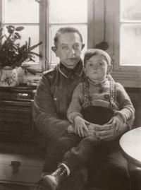 Gunther und Gerhard Sander, Kuchhausen, 1944