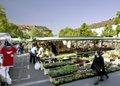 Wochenmarkt S¸lz, Auerbachplatz