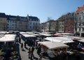 Wochenmarkt Wilhelmplatz