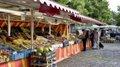 Wochenmarkt S¸rth, S¸rther Hauptstrafle